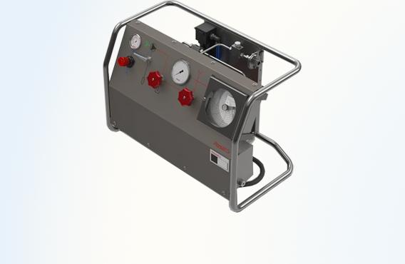 Portable High Pressure Power Back